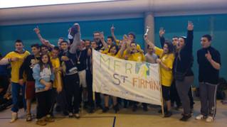 Les jeunes de St-Firmin sacrés champions des Olympiades