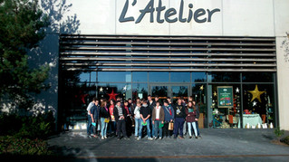 Visite de la biscuiterie St-Michel