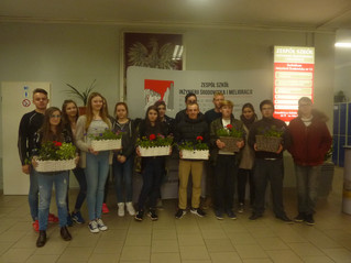 Les élèves de CAPa agriculture en voyage en Pologne