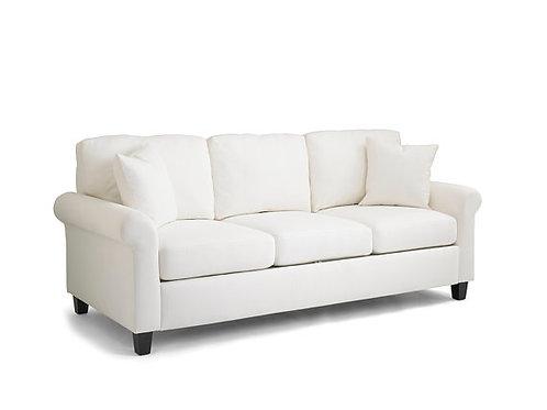 Faith Sofa with Custom Slipcover