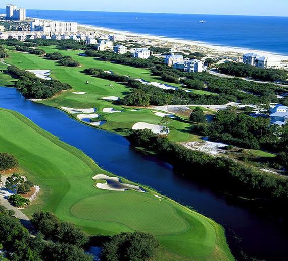 Golf Panoramic View