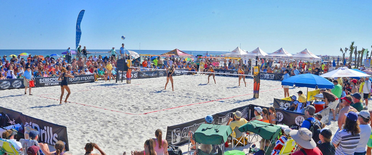 Gulf Shores Beach Volleyball