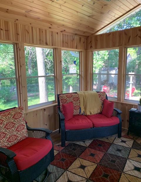 New Outdoor Room