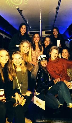 Girls Night Out Bus Trip
