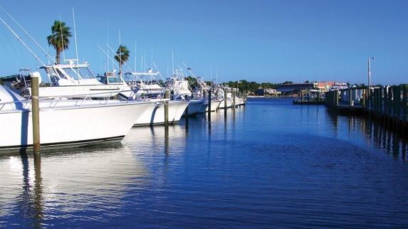 Orange Beach Boat Slips