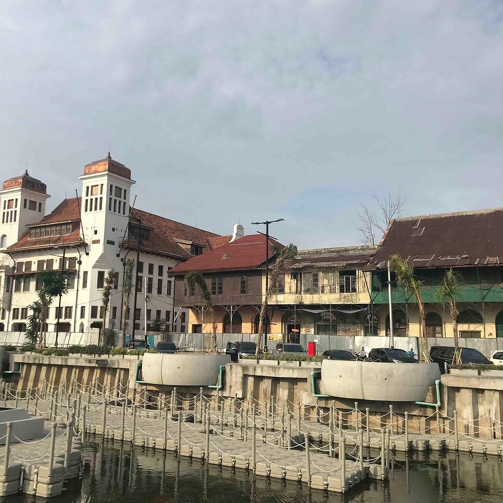 Tempat Wisata di Jakarta yang penuh sejarah: Kota Tua (c) SwakelolaSayang BuLiBi Bukan Liburan Biasa