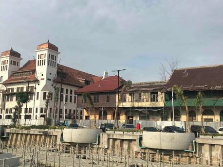 Itinerary Kota Tua Jakarta