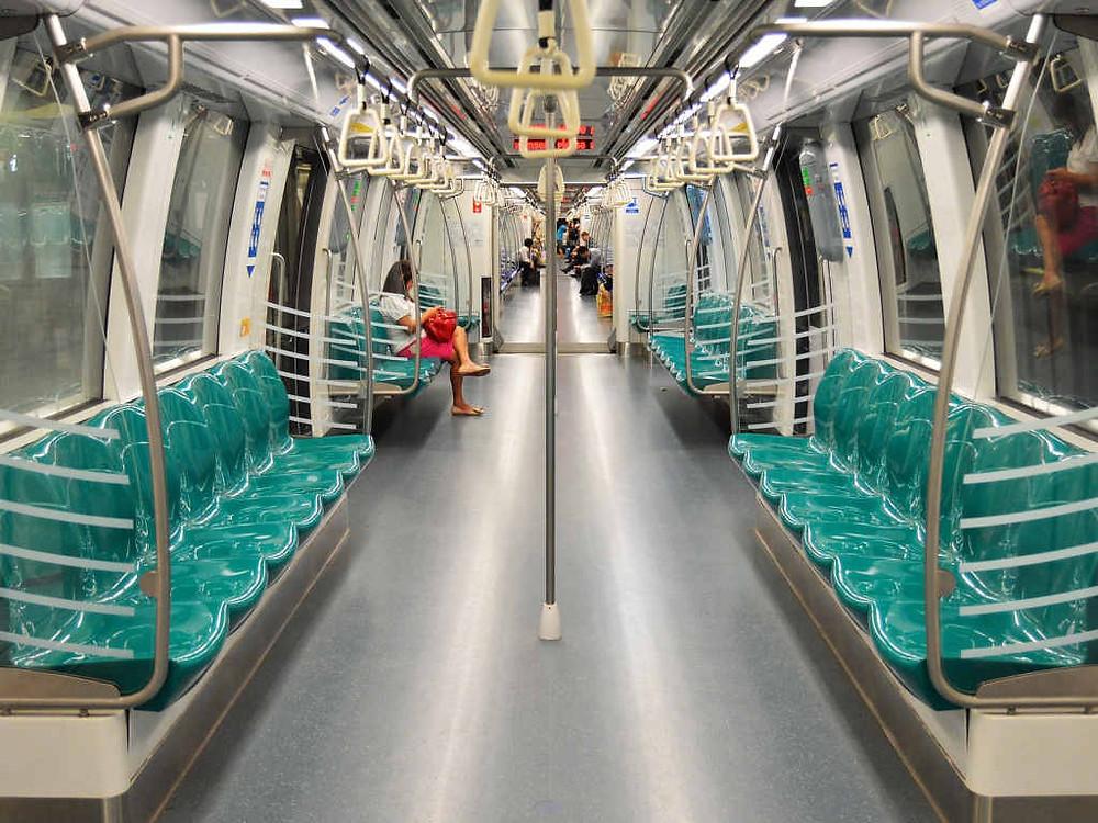 Cara Naik MRT Singapore (Photo: quinntheislander on Pixabay) BuLiBi Bukan Liburan Biasa
