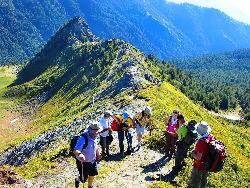 Tips Hiking untuk Pemula (Photo: Wikipedia - Author: Nentori / CC BY-SA (https://creativecommons.org/licenses/by-sa/3.0) BuLiBi Bukan Liburan Biasa