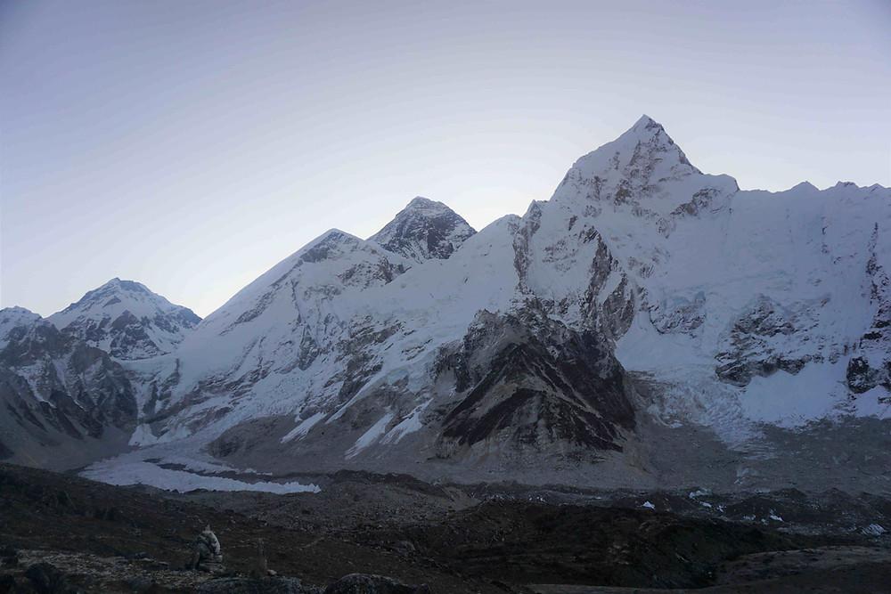 Gunung Everest (c) Desi Triaryanawati BuLiBi Bukan Liburan Biasa