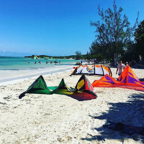 Kitesurfing Lessons And Rental In Falmouth Jamaica