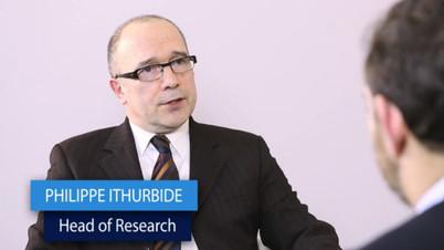 Philippe ithurbide, directeur de la stratégie d'Amundi
