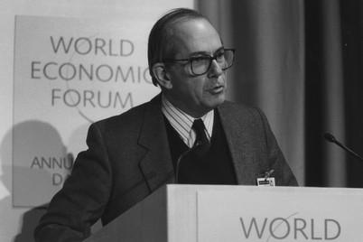 Michel Camdessus, ancien directeur du FMI