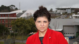 Caroline Phillips, présidente du Conseil de développement
