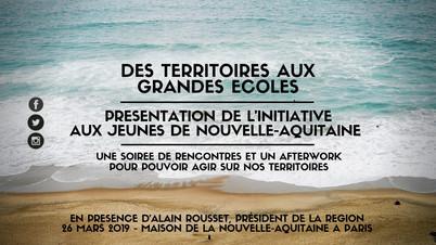 Conférence et Afterwork - 26/03/2019 à Paris