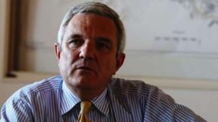 Bernard Darretche, directeur de la C.C.I.