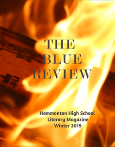 Cover of Blue Review