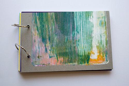 Book 002 - Art Journal / Scrapbook