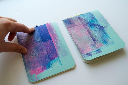 Books 001 - Set of two sketchbooks