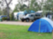 KOJONUP Caravan Park Accommodation