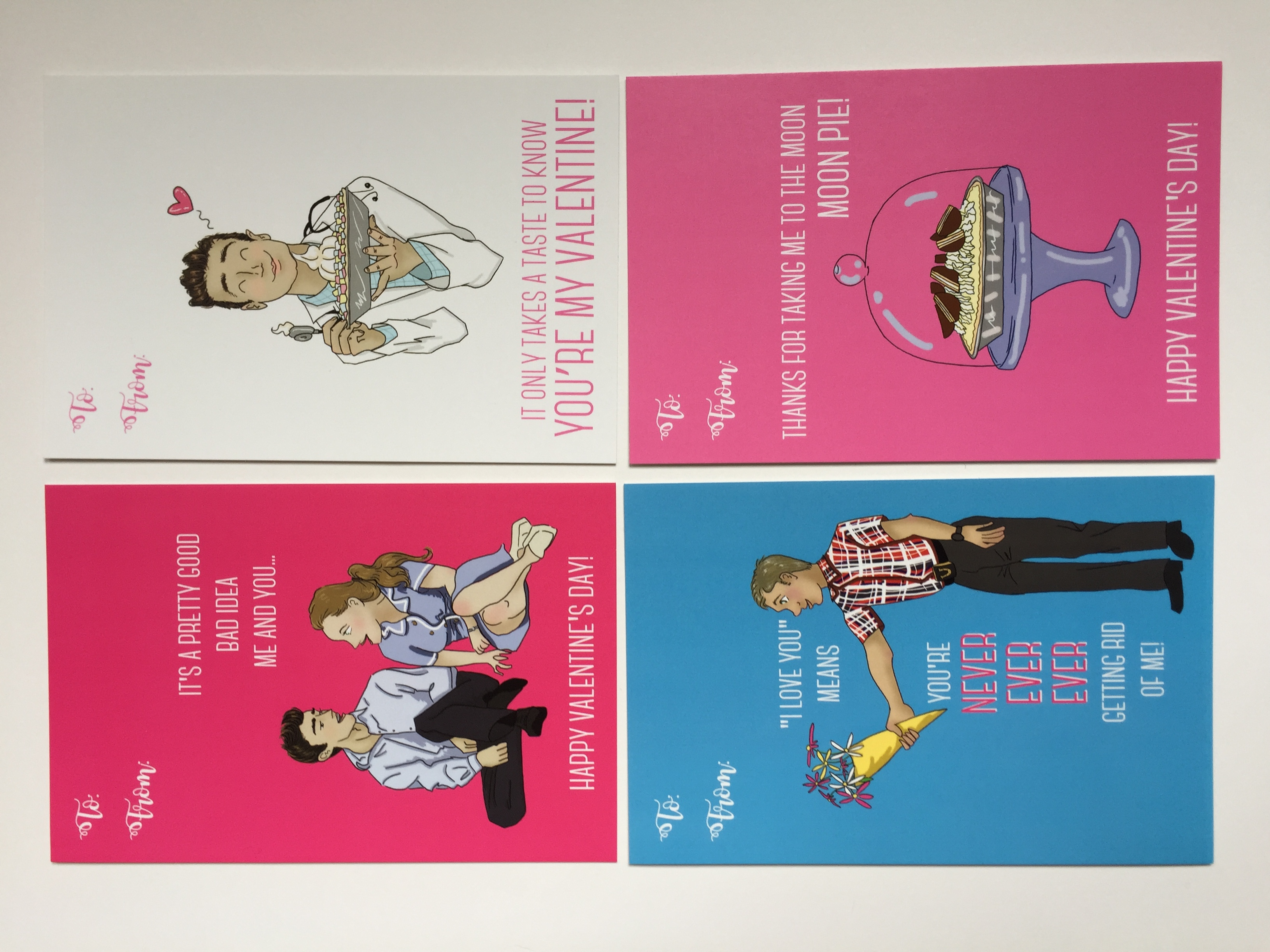 Waitress The Musical Valentines