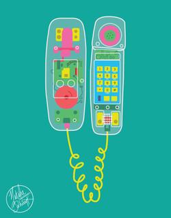 Clarissa's Phone