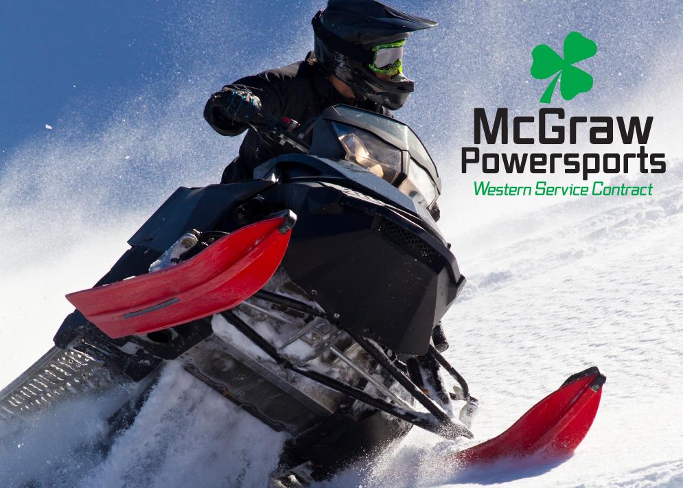 McGraw Powersports Logo Redesign