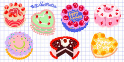 Lunchbox Cakes