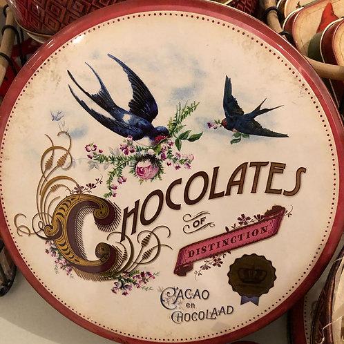 Sjokoladeboks svale