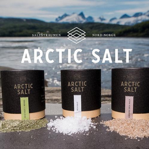 Artic Salt Røkt 120g