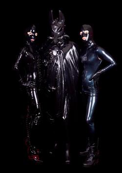 グラタン&atex cat suits&Sho