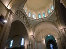 Croisée de la cathédrale d'Angoulême