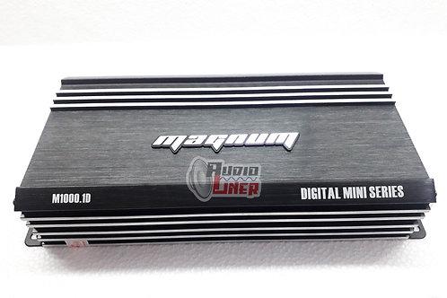 Ma1000.1d Amplificador Magnum Clase