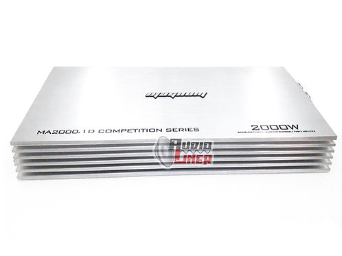 Amplificador Magnum Spl Ma2000.1 2000wrms