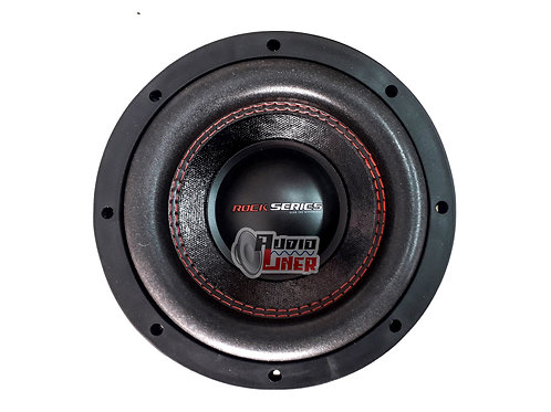 ROCK SERIES UL8004OS 850 WRMS DUAL 4 OHMS SUBWOOFER