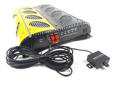 Amplificador Coustic Pro1500.1 1500wrms 1 Ohm para bajos