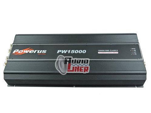 POWERUS PW15000 A 0.5 OHM 15400 WRMS