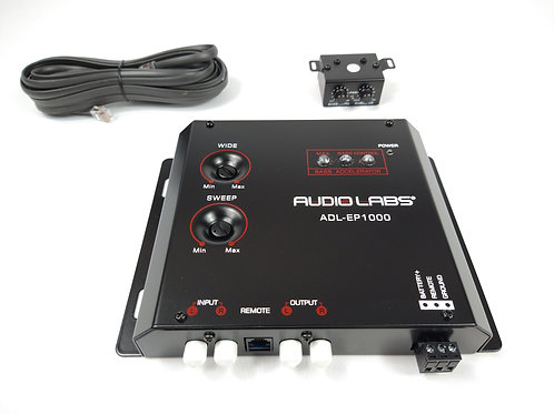 ADL EP1000 EPICENTRO AUDIOLABS FILTRO SUBSONICO