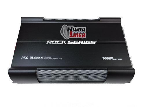 Amplificador Rks Ul600.4 Clase AB