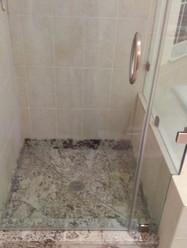 shower granite slab