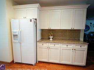 Cabinet door replacement