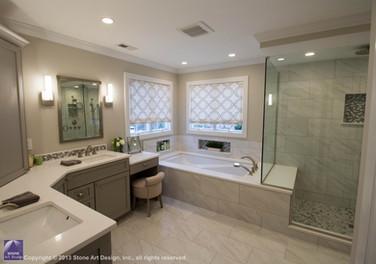 Fanwood Master Bathroom