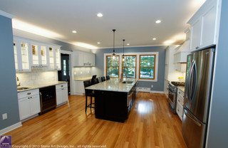 Fanwood Kitchen and Dining Room
