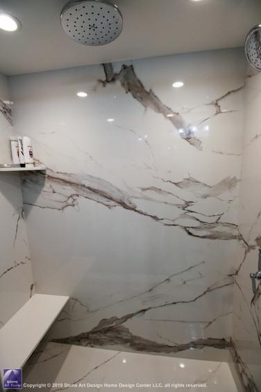Main bathroom remodel