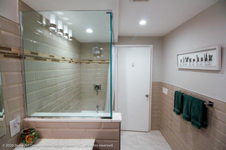 Hall bathroom in Scotch Plains