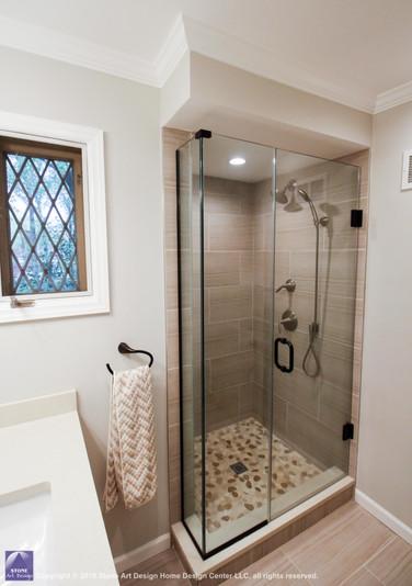 Main bath remodel