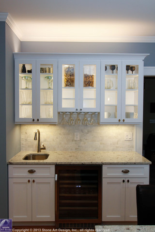 Fanwood Kitchen and Dining RoomFanwood Kitchen and Dining Room