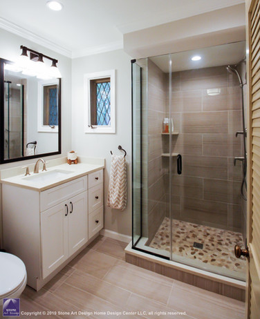 Main bath remodel