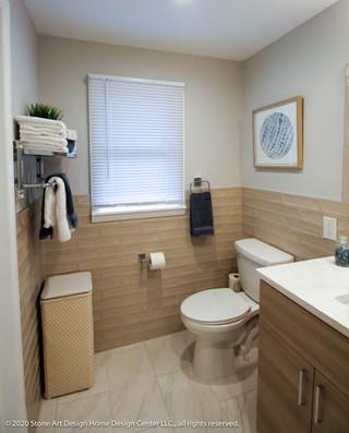 En suite Master Bathroom in Scotch Plains
