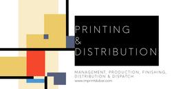 Printing & Distribution